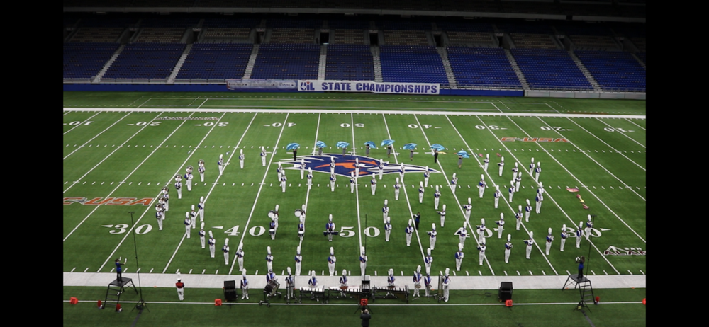 2020 State UIL Marching Results
