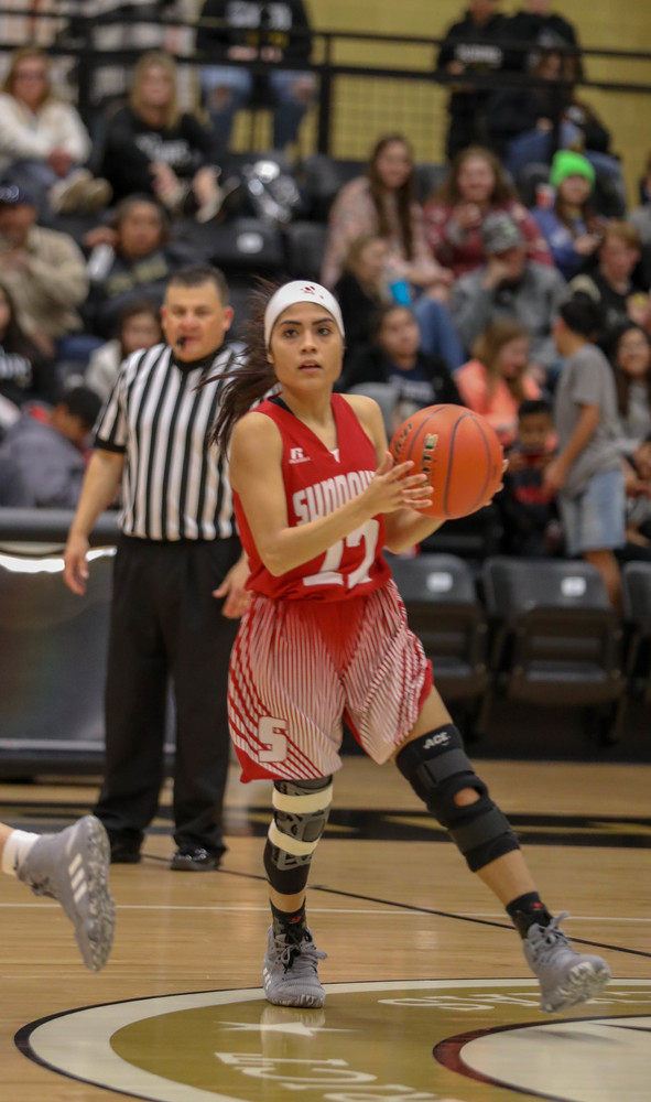 Roughettes Throttle Seagraves & Smyer - Stay Undefeated in District