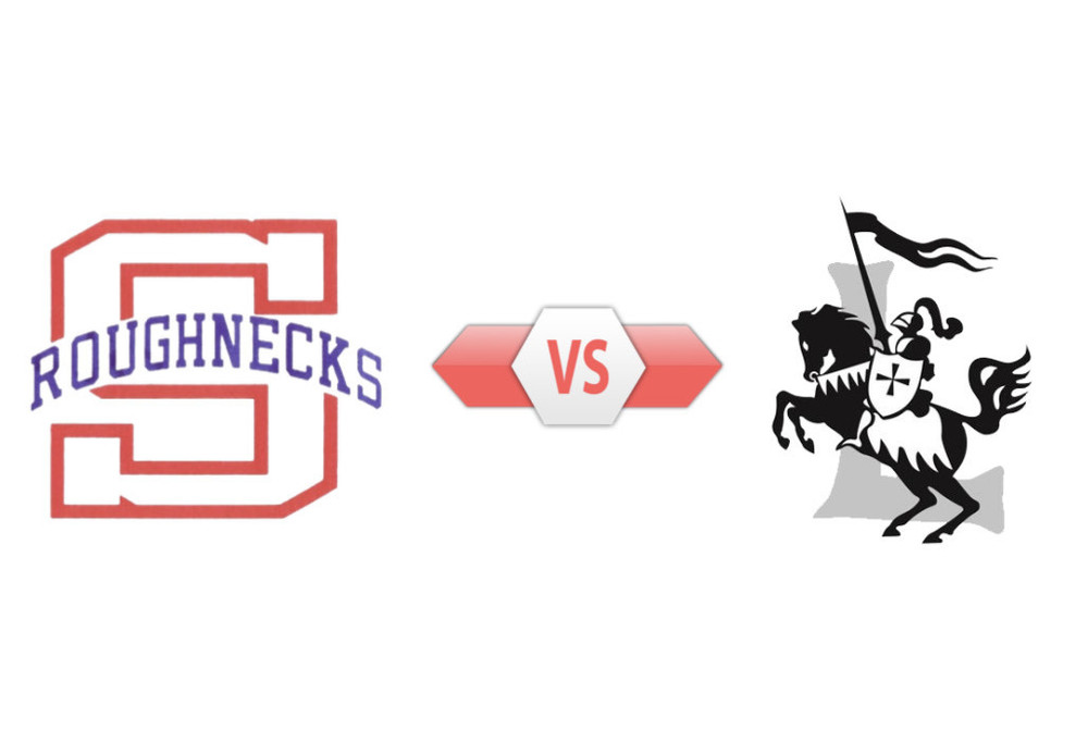 Roughnecks Hope To Run Over the Lindsay Knights in Area Match-Up