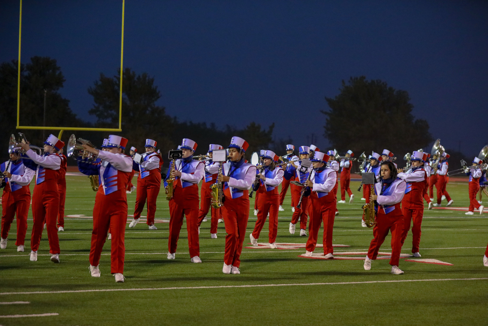 SHS Band Prepares for Contest