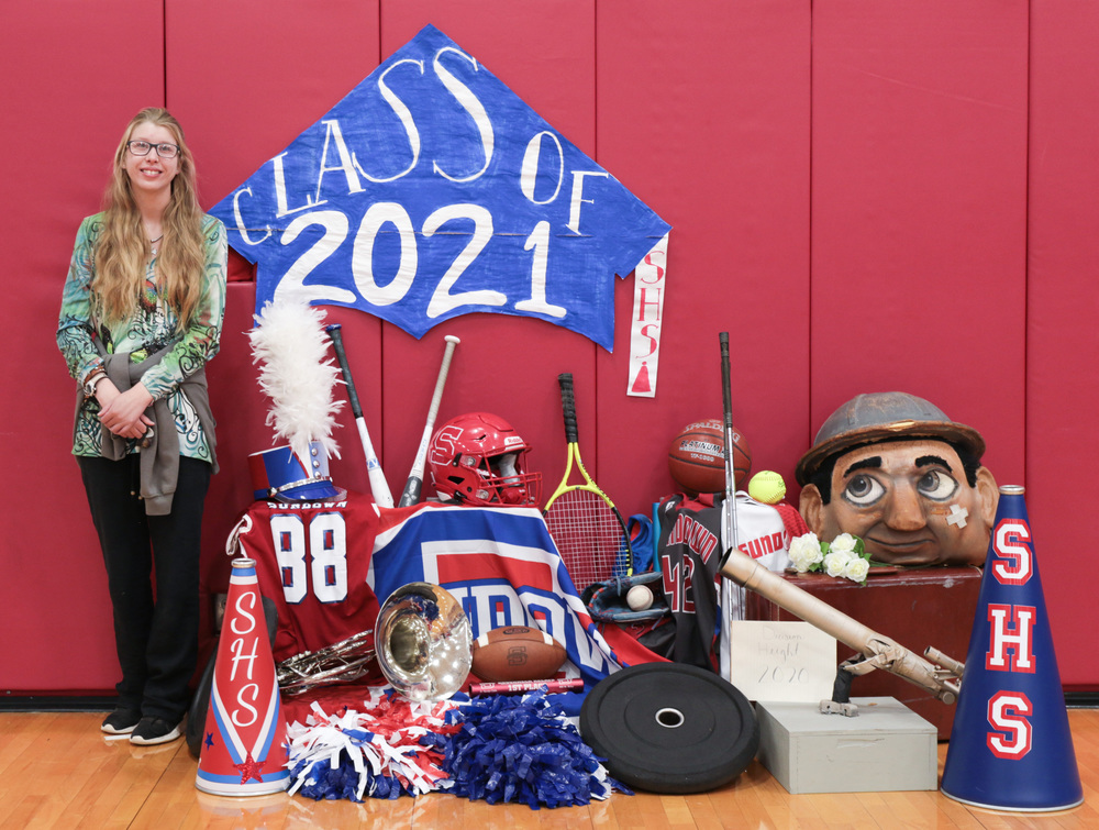 Senior Spotlight - Alexis Raby