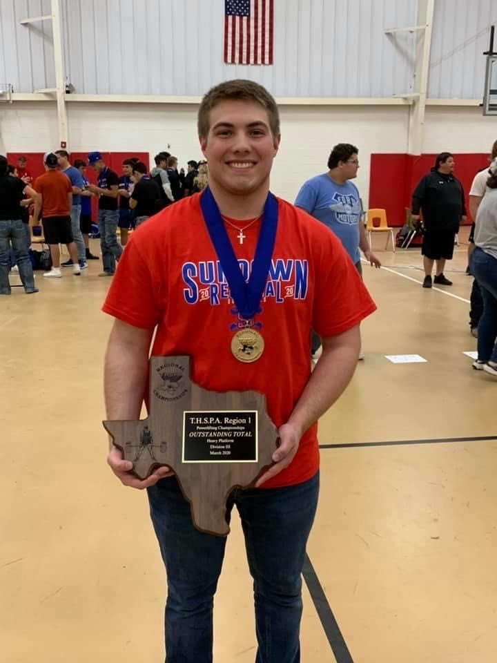 Regional Powerlifting Meet - Blake Hulse Advances