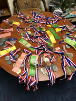 Sundown Elementary & Middle School Dominate UIL