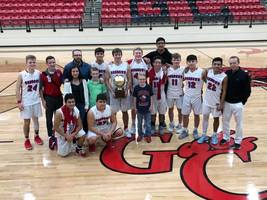 Roughnecks Conquer the Cougars in Regional Quarterfinals